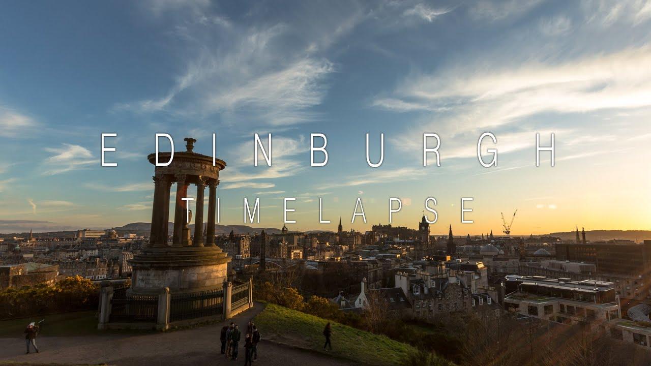 Edinburgh Timelapse