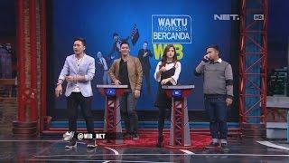 Waktu Indonesia Bercanda - TTS Tim Arie Untung Vs Tim Bedu (2/4)