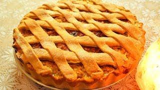 ЯБЛОЧНЫЙ ПИРОГ (ШАРЛОТКА)! ВИДЕО-РЕЦЕПТ С СЕКРЕТАМИ, как приготовить вкусный яблочный пирог