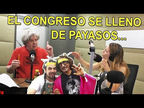 """Fernando Villegas al nuevo congreso: """"Tendremos personas que ni siquiera saben hablar"""" (21/11/2017)"""
