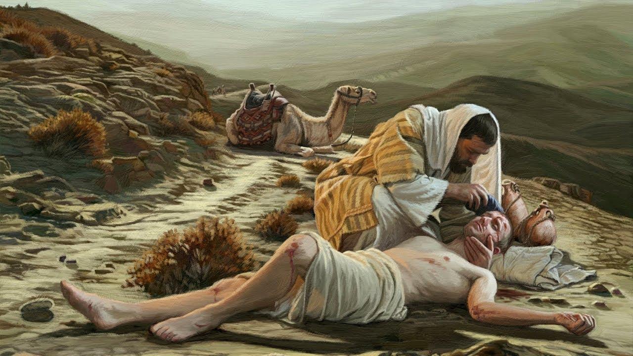 Hasil gambar untuk Luke 10: 25-37