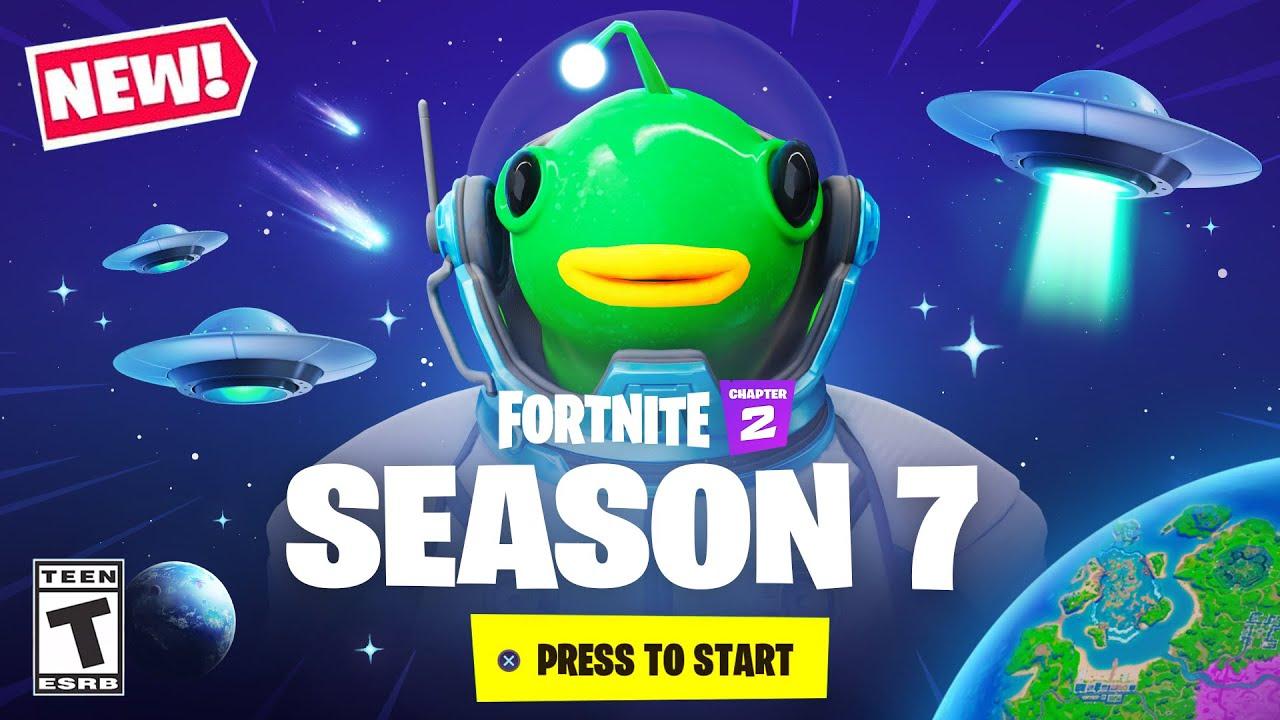Download *NEW* Fortnite SEASON 7 - FIRST LOOK!