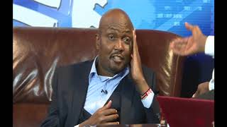 """Don't say hi when you see me in a night club"" Moses Kuria 