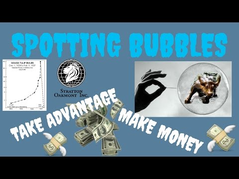 How To Spot Asset/Economical Bubbles – Easiest Way To Make Money Trading Options or Penny Stocks
