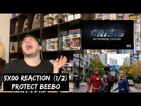 LEGENDS OF TOMORROW - 5x00 'CRISIS ON INFINITE EARTHS: PART FIVE' REACTION (1/2)
