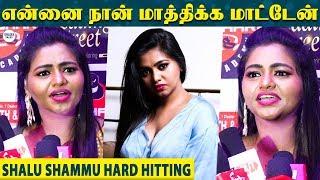 என்னோட நடனத்துல மயங்கிட்டாங்க - Mynaa Making Fun At Sridhar Master Dance Show | LittleTalks