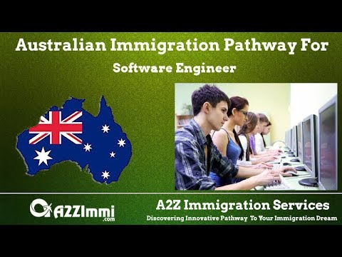 Australia Immigration Pathway for Software Engineer (ANZSCO Code: 261313)