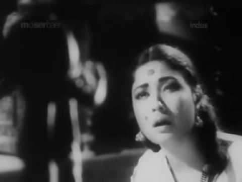 MERI LAAJ RAKHO GIRDHARI- LATA PT. NARENDRA SHARMA-SUDHIR PHADKE -BHABHI KI CHOORIYAN(1961)