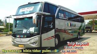 Download Video Harga Murah + Nyaman    Trip Tasikmalaya - Depok Bus  Budiman MP3 3GP MP4