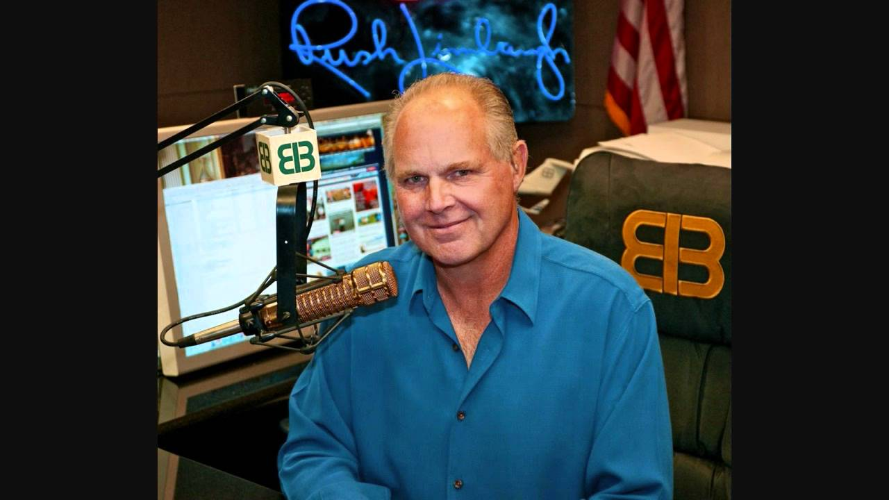 The Rush Limbaugh Show Theme Song - My City Was Gone
