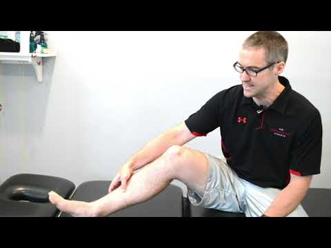 When is it safe to run with shin splints?