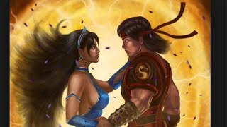 TEAM KOMBAT! [Mortal Kombat 11]