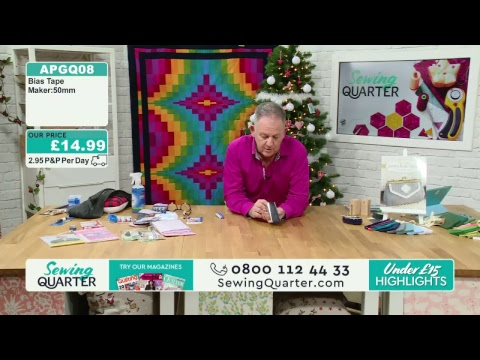 Sewing Quarter - 29th December 2017
