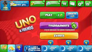 6- Uno & Friends (Hacked) By Hazem THE KING