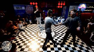 Bboy Monster vs Bboy Calipso | Bitwa o 3 Miejsce Bboying Open 1vs1 - Street Noise 2019