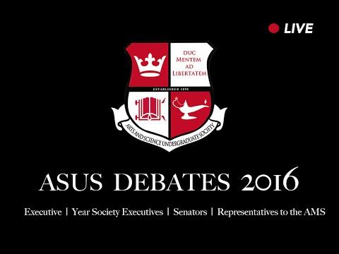 ASUS Debates 2016