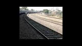 India Railways Train Ride From Jaipur to Ajmer (Indian Train Ride)