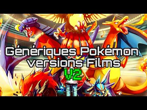 Génériques Pokémon versions longues / versions Films saisons 1 à 17 [Vidéo HD + Paroles]