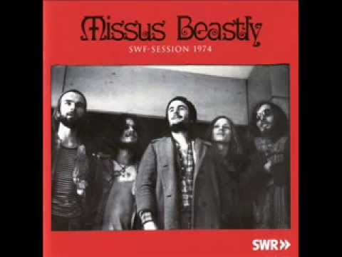 Missus Beastly - Fly Away (SWR Session 1974)