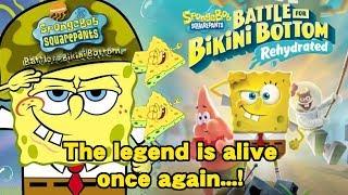 The Legend Reborn - SpongeBob SquarePants: Battle for Bikini Bottom Rehydrated