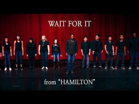 """""""Wait For It"""" from HAMILTON (Musicality Cover) thumbnail"""