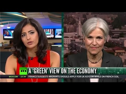 [669] Jill Stein's 'green' view on the economy