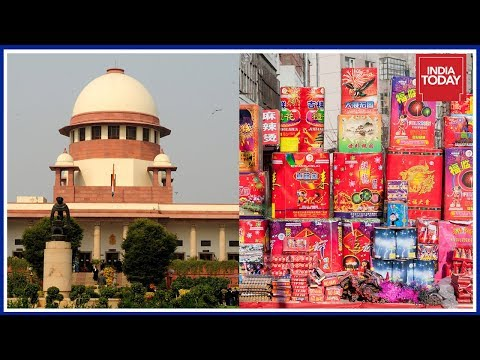 Supreme Court Upholds Ban On Fire Crackers In Delhi-NCR
