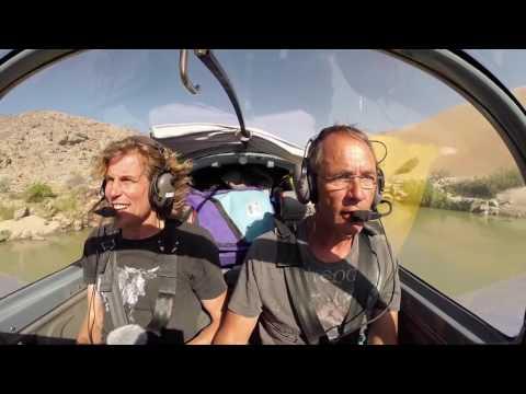 Wild Landings Namibia Promo Sling