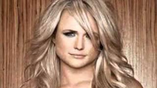 Miranda Lambert--( Somewhere Trouble Don