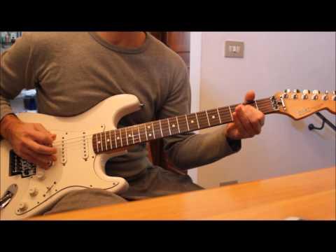 Ligabue Cover chitarra Certe notti chitarra 1