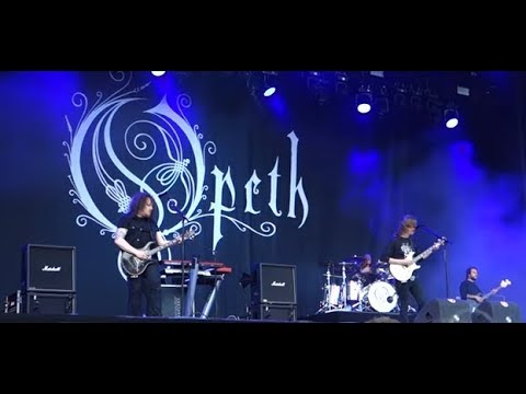 Opeth new live DVD Garden Of The Titans - new Disturbed Are You Ready - Gama Bomb - Bearthooth