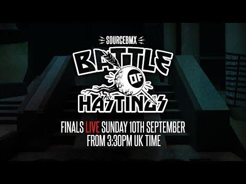 SourceBMX Battle of Hastings 2017 Finals Live