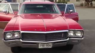 1968 Buick Skylark Sports Wagon for sale in Brisbane