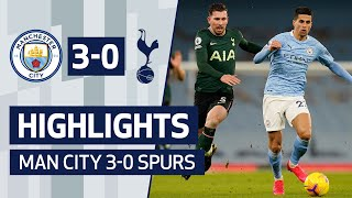 Highlights from tottenham hotspur's 3-0 defeat against manchester city at the etihad stadium in premier league. subscribe to ensure you don't miss a vide...