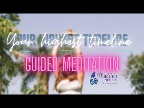 Guided Meditation – Ep. 12: Visualize a Vibrant Future