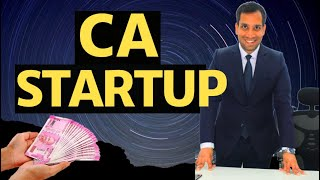 WHY I QUIT CA JOB AND STARTED STARTUP - Motivational speech by CA Nitin Soni