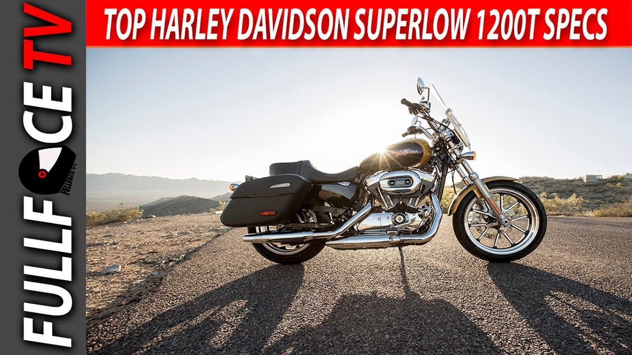 2017 Harley Davidson SuperLow 1200T Specs Review