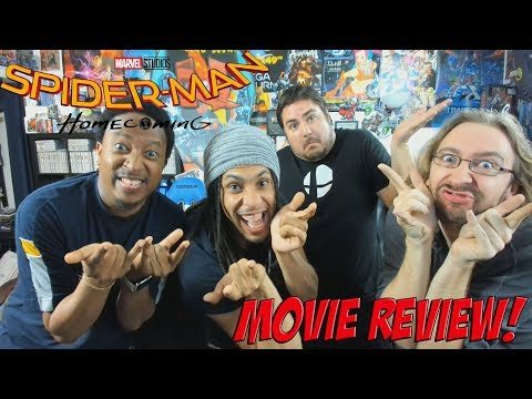 Spiderman: Homecoming! Movie Review - YoVideogames