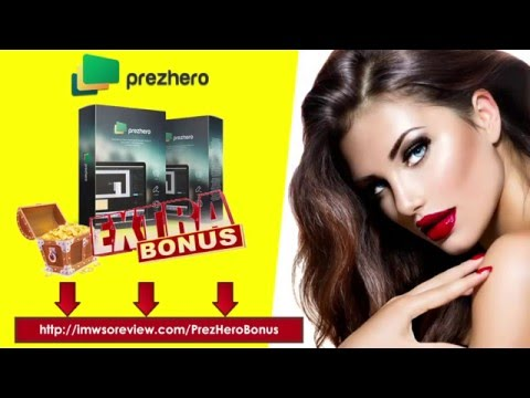 PrezHero Review - EXCLUSIVE $99,879 Bonus