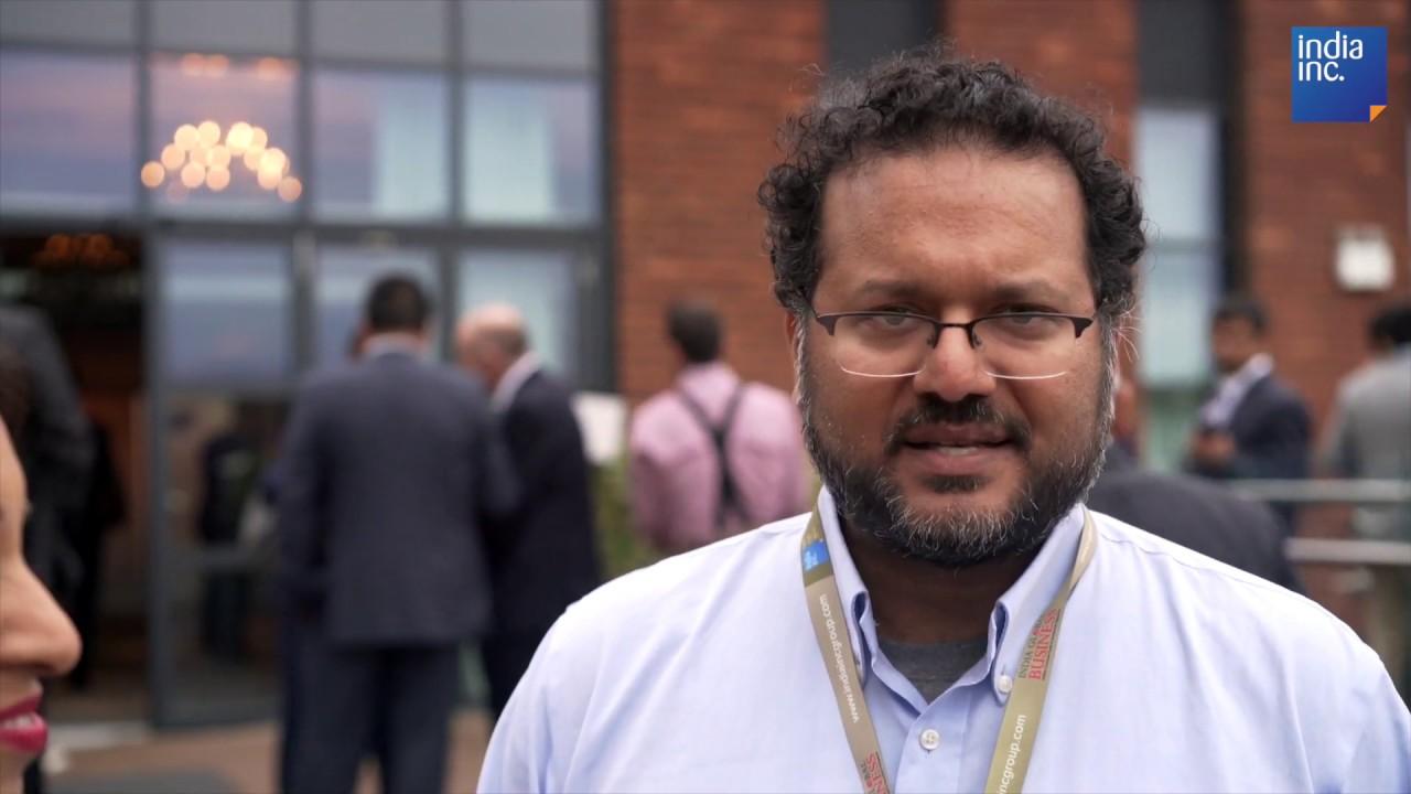 UK-India Week 2019: Anand Shah, Senior Vice President, Ola & Co-Founder,  Ola Electric