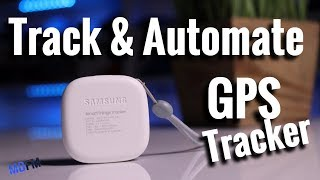 SmartThings GPS Tracker Review - LTE & Wi-Fi Connectivity
