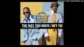 OutKast - The Way You Move (Instrumental with hook)