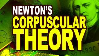 Newton's Corpuscular Theory | Physics Animation