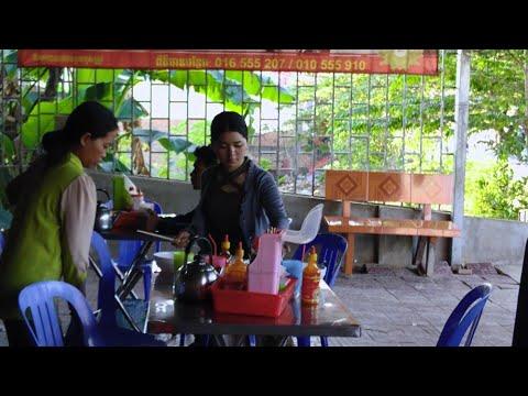 phượt Cambodia | ăn bụi ở phnompenh campuchia bé nhân viên quá xinh | travel cambodia | phần 1