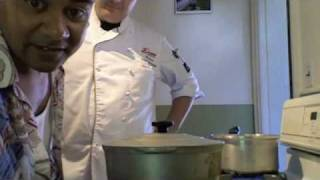 Cooking Stew Chicken - West Indian Style (trini)