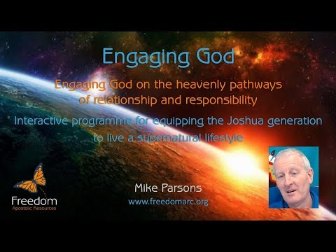 Engaging God The New Order