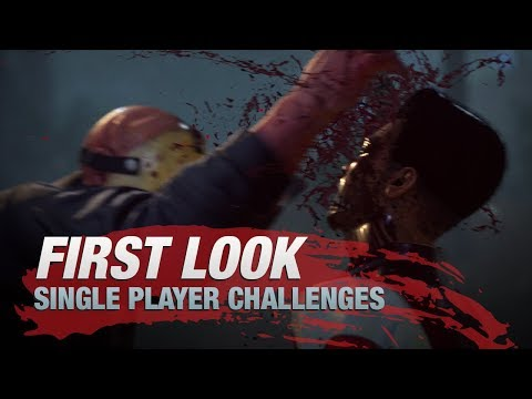 First Look: Single Player Challenges