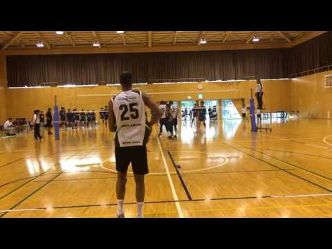 07 31 2016 Men's Blizzard vs Kinki Club SFID & Kinki Club University Game 1