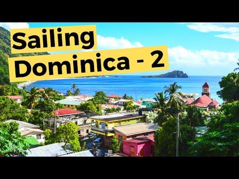 Part 2 of 2: The Caribbean's largest secret - Dominica (Video 48) - Sailing Britican