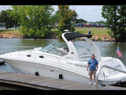 2005 Sea Ray 340 SunDancer, Used Fresh Water Cruiser for Sale in Charlotte  NC